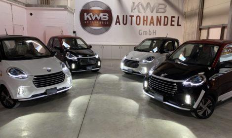 ZhiDou undKWB Autohandel GmbH